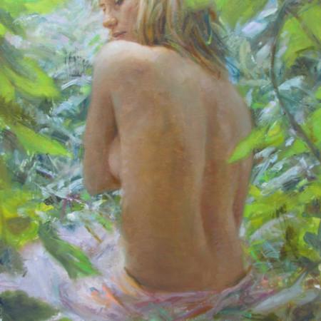 Vidan 10 - 30x20 Oil on Canvas