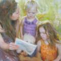 Vidan 15 - 30x20 Oil on Canvas