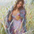 Vidan 2 - 36x24 Oil on Canvas