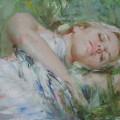 Vidan 3 - 20x30 Oil on Canvas