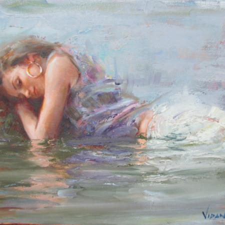 Vidan 4 - 16x20 Oil on Canvas