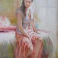 Vidan 5 - 40x30 Oil on Canvas