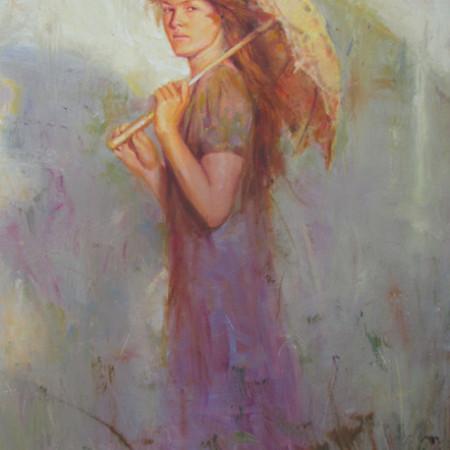 Vidan 7 - 30x20 Oil on Canvas